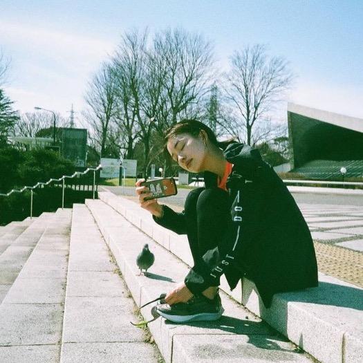 モデル 吉田 麻衣子